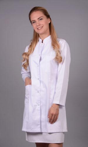 Fartuchy medyczne damskie